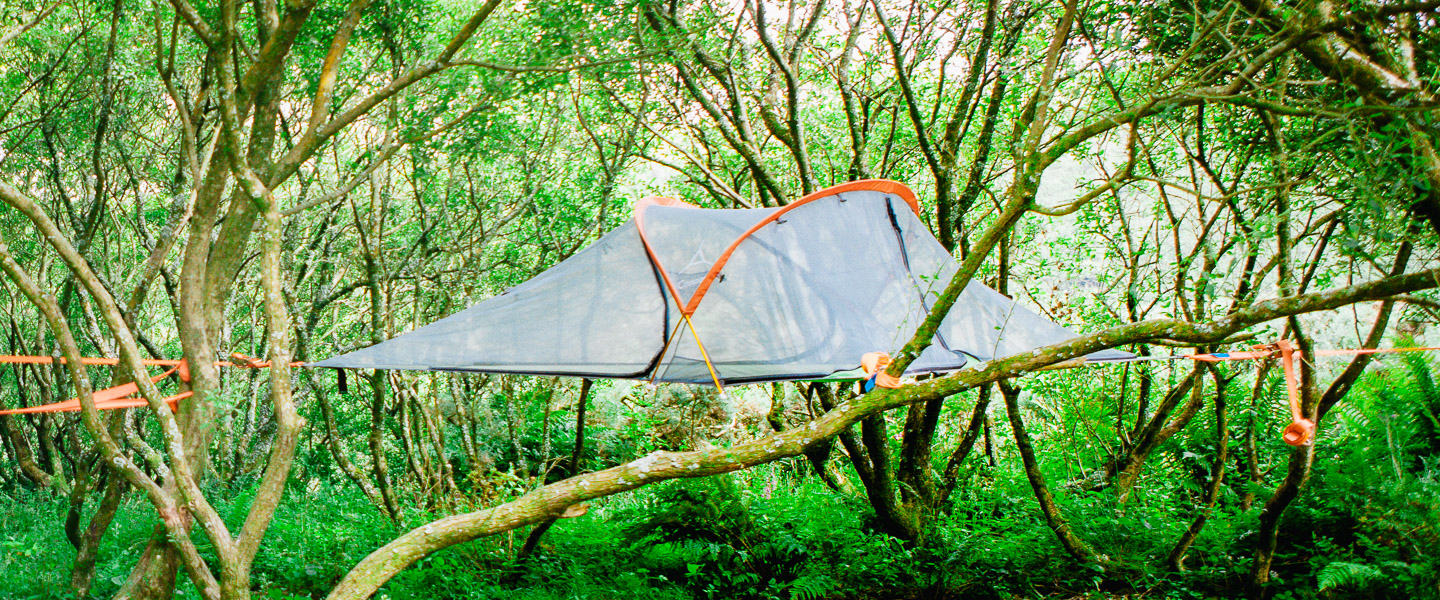 Book a Tree Tent