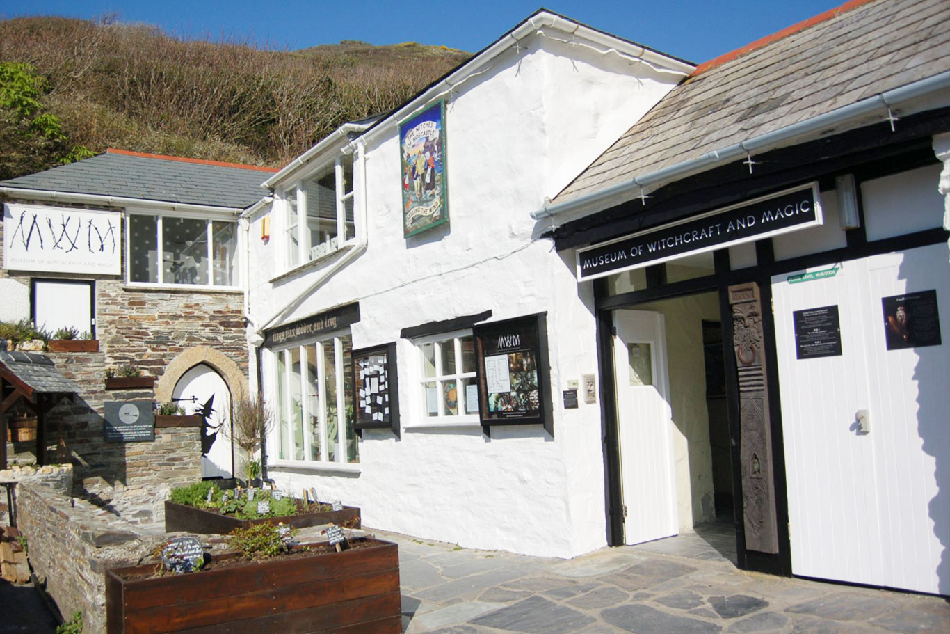 Activities at Kudhva | Days Out - Boscastle Museum of Witchcraft