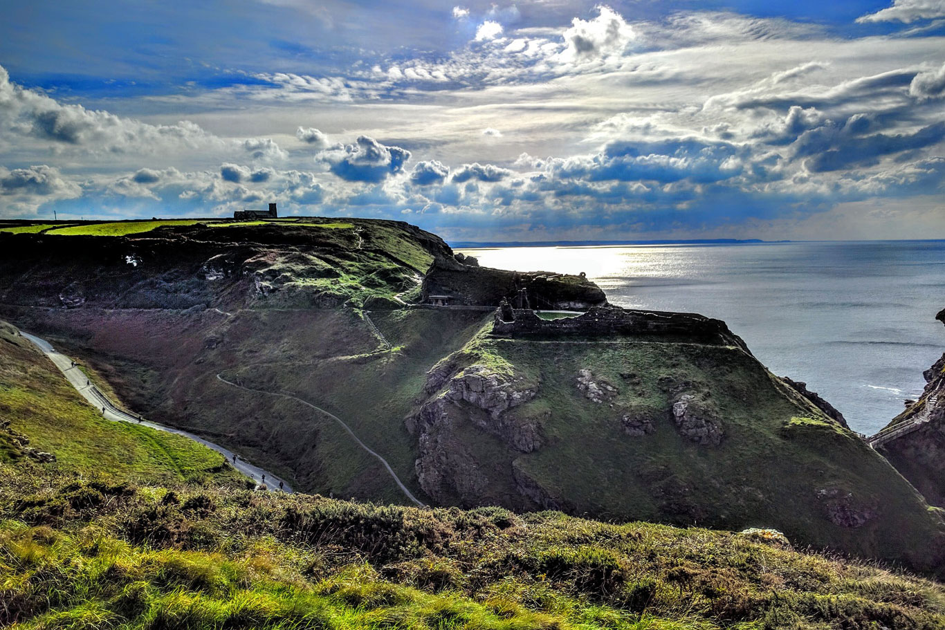 Activities at Kudhva | Days Out - Tintagel Castle